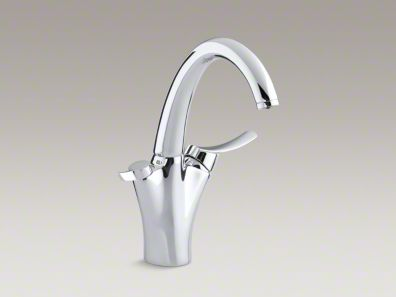 Kohler Carafe® Filtered water kitchen sink faucet K-18865