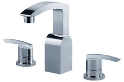 FLUID F16006-CP Toucan Series Dual Handle Lavatory Faucet - Chrome