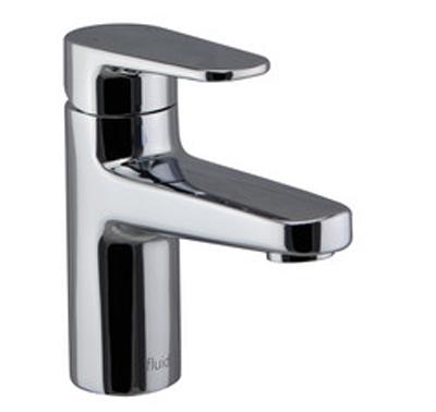 FLUID F18001-CP Utopia Series Single Lever Lavatory Faucet - Chrome