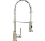 Blanco Meridian Kitchen Faucet 440557 Nickel