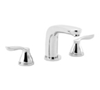 "Hansgrohe 04169820 Solaris E 4"" to 8"" Widespread Faucet - Brushed Nickel"