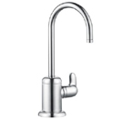 Hansgrohe 04300800 Allegro E Bar Faucet - Steel Optik