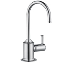 Hansgrohe 04302800 Talis C E Bar Faucet - Steel Optik