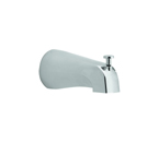 Hansgrohe 06501000 Commercial Tub Spout with Diverter - Chrome