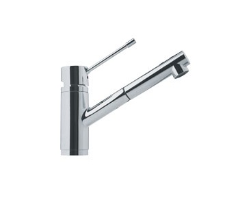 Franke FFPS1380 Pull-down Kitchen Faucet Satin Nickel 115.0067.257