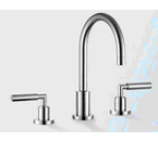 Suneli N11520-BN Brushed Nickel Bathroom Faucet