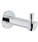 Grohe 13287 000 BauLoop Floor Mounted Tub Spout - Chrome