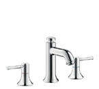 Hansgrohe 14113821 Talis C Bathroom Faucet - Brushed Nickel