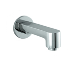 Hansgrohe 14413831 S Tub Spout Wall Mounted Non Diverter - Polished Nickel