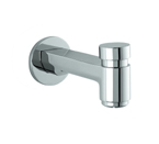 Hansgrohe 14414821 Metris S Tub Spout with Diverter - Brushed Nickel