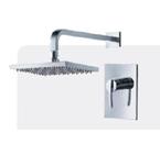 FLUID F1651-CP Toucan Series Shower Trim Package- Chrome