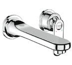 Grohe 19343 000 Veris 2-Hole Vessel Faucet - Chrome
