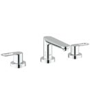 Grohe 19593 000 BauLoop 3-Hole Bathtub Faucet - Chrome