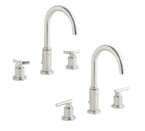 Grohe 20069 EN0 Atrio Three Hole Bath Faucet - Brushed Nickel