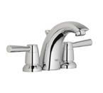 "Grohe 20120 001 Arden 4"" Mini-Wideset Bath Faucet - StarLight Chrome"