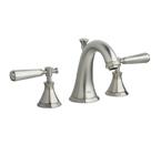 Grohe 20124 EN0 Kensington Three Hole Bath Faucet - Brushed Nickel