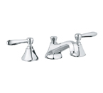 Grohe 20133 000 Somerset Three Hole Bath Faucet - Chrome