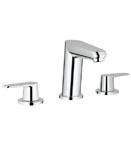 Grohe 20215 002 Three-Hole Bath Faucet - Chrome