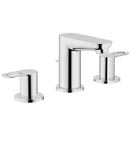 Grohe 20225 000 BauLoop Three-Hole Bath Faucet - Chrome