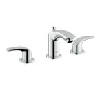Grohe 20294 000 Eurosmart Three Hole Bath Faucet - Chrome
