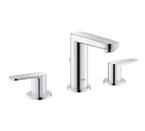 Grohe 20302 000 Europlus Three Hole Bath Faucet - Chrome