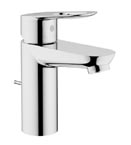 Grohe 23084 000 BauLoop Single-Lever Bath Faucet - Chrome