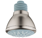 "Grohe 27068 EN0 Relexa 1/2"" Shower Head - Brushed Nickel"
