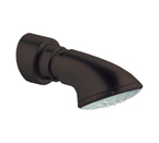 "Grohe 27069 ZB0 Relexa 1/2"" Shower Head - Oil Rubbed Bronze"