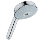 Grohe 27129 000 Rainshower Rustic Handshower 130 mm - Chrome