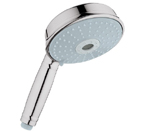 Grohe 27129 BE0 Rainshower Rustic Handshower 130 mm - Sterling