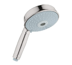 Grohe 27129 EN0 Rainshower Rustic Handshower 130 mm - Brushed Nickel