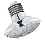 "Grohe 27247 000 Euphoria 1/2"" Massage Shower Head - Chrome"