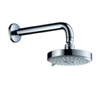 Hansgrohe 27495821 Raindance S Shower Head Only - Brushed Nickel