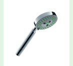 "Hansgrohe 28504821 Raindance S Hand Shower Only Multi Function with 4"" Spray Face - Brushed Nickel"