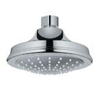 Grohe 28737 000 Euphoria Rustic Shower Head - Chrome