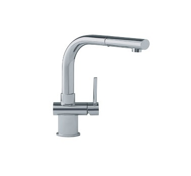 Franke FFP1080 Pull-down Kitchen Faucet Satin Nickel 115.0067.240
