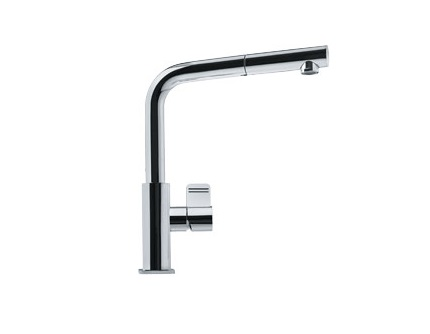 Franke FFPS1100 Pull-down Kitchen Faucet Polished Chrome 115.0193.202