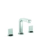 Hansgrohe 31063001 Metris S Widespread Bathroom Faucet - Chrome