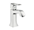 Hansgrohe 31077821 Metris C Bathroom Faucet - Brushed Nickel