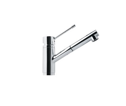 Franke FFPS1300 Pull-down Kitchen Faucet Polished Chrome 115.0067.256