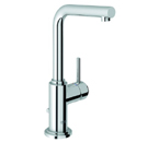 Grohe 32006 001 Single Lever Bath Faucet - StarLight Chrome