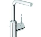 Grohe 32137 000 Essence Single-Lever Bath Faucet - Chrome