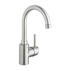 Grohe 32138 EN1 Concetto Single-Lever Bath Faucet - Nickel