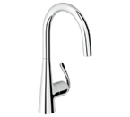 Grohe 32226 000 Ladylux3 Pro Single Lever Kitchen Faucet - Chrome