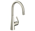 Grohe 32226 DC0 Ladylux3 Pro Single Lever Kitchen Faucet - Supersteel