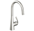 Grohe 32226 SD0 Ladylux3 Pro Single Lever Kitchen Faucet - RealSteel