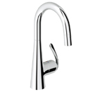 Grohe 32283 000 Ladylux3 Pro Single Lever Kitchen Faucet - Chrome