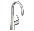 Grohe 32283 SD0 Ladylux3 Pro Single Lever Kitchen Faucet - RealSteel