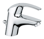Grohe 32642 001 Eurosmart Single Lever Bath Faucet - StarLight Chrome