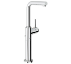 Grohe 32655 001 Single Lever Bath Faucet - StarLight Chrome